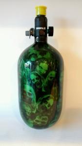 Emerald Green Zombies